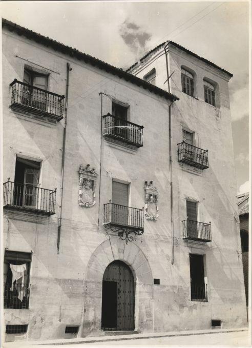 Casa dels Mexía de Tovar a Segovia