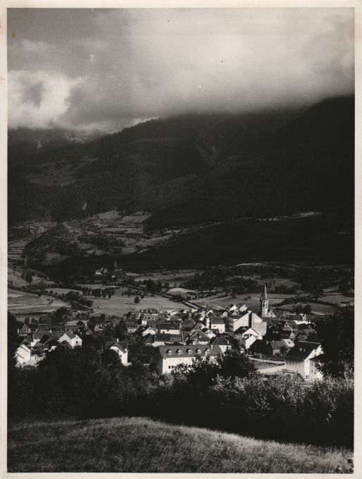 Vielha. Vall d'Arán, 1961